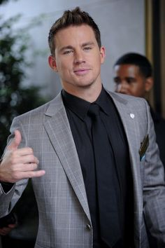 Get 100 Hot Pictures of Birthday Boy Channing Tatum!