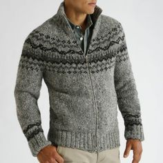 Is it wrong to want to date a guy just so I can have a reason to get this sweater for someone?  Roots sweater.