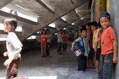 Qinmo Village : rufwork