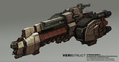 Colony Construction Ship Final by IronStylus.deviantart.com on @deviantART