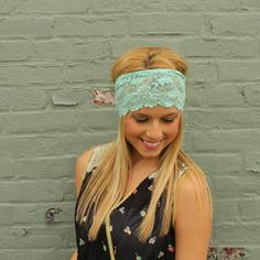Accessories...Lace Hair Pretties