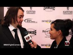 Chumlee at the 2012 World MMA Awards - January 2013 Pawn Stars, January 11, Mma, Awards, World, Videos, Music, Youtube, Musica