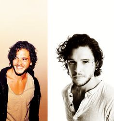 Kit Harrington aka Jon Snow, the bastard that stole my heart...