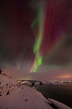 ✯ Northern Lights - Iceland