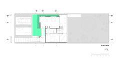 Imagen 39 de 53 de la galería de Casa Gabriela / TACO taller de arquitectura contextual. Planta