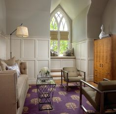 Willow Bee Inspired: Rooms I Love No. 17 - Starting with the Architectural Elements