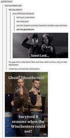 GHOSTFACERS!!