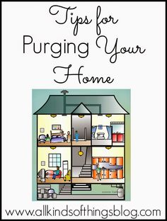 Tips for Purging Your Home