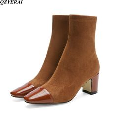 Find More Mid-Calf Boots Information about QZYERAI 2018 Fashionable and Comfortable Short Tube Boots Sheepskin Boots for Women Warm and Wear resistant Women's Shoes,High Quality Mid-Calf Boots from Shop GG Store on Aliexpress.com Sheepskin Boots, Mid Calf Boots, Women's Shoes, Tube, Peep Toe, Warm, Heels, How To Wear, Stuff To Buy