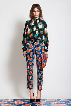 Please excuse me while I pick my jaw up off of the floor. Massimo Giorgetti, I think I love you.