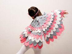 Enfants fantaisie habiller ensemble aileron par BHBKidstyle sur Etsy, €52.00
