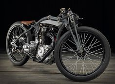 Rudge Whitworth 'bitsa'