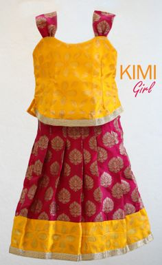 #kids #choli #pattu #pavadai #girls #silk #traditional #designer #creative #indian #lehenga #kidswear #skirt #trendy #children #clothes #new #stylish #kimi #dresses #partywear #apparel #fashion #readymade #girl