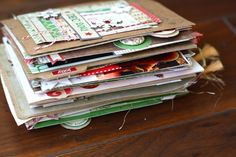 A lifestyle, paper crafting, and scrapbooking blog.