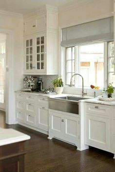 In love with farm house sinks♡