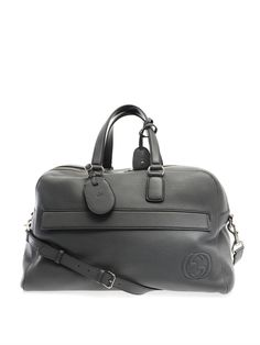 Gucci 'SoHo' Leather Duffle Bag for Men