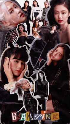 Wallpaper Rose, Lisa Blackpink Wallpaper, Kim Jennie, Kpop Girl Groups, Kpop Girls, Melanie Martinez, Blackpink Poster, Blackpink Funny, Chaeyoung Twice