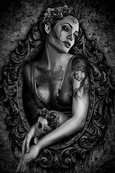 Mirror Mirror - Katrina Left byDigoil En-riquez ©