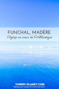 Vous cherchez une destination de citytrip dépaysante et exotique en Europe ? Découvrez Funchal, le chef-lieu de l'île portugaise de Madère !