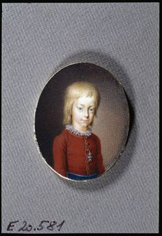 Kinderbildnis Erzherzog Johann