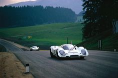 """itsbrucemclaren: """"race car. Zeltweg 1000km, 1969. """""""