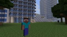 Design the Stockholm of 2023 Inside the Video Game Minecraft   Still from Equator's Minecraft Competition video   Bustler