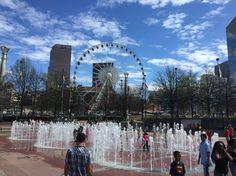 Centennial Park in Atlanta
