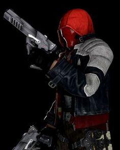 A capa vermelha por TheGlassEmperor