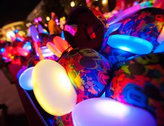 """""""Glow with the Show"""" has a ton of potential at Walt Disney World if it catches on. Check out these full-house photos to see how awesome it can look!"""