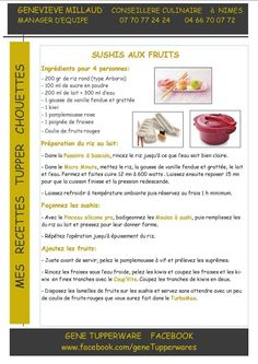 Recette micro minute on pinterest tupperware paella and flan - Recette micro minute tupperware ...