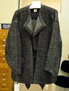 Jacket - looks similar to Cutting Line Designs 'Of the Moment - on sale this week. It's actually a vintage Issay Miyake.