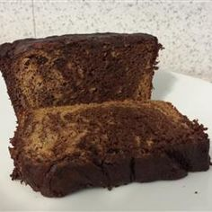 Paleo Chocolate and Cinnamon Banana Bread Allrecipes.com