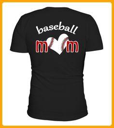 Mothers Day Shirt Baseball Mom Shirts - Baseball shirts (*Partner-Link)