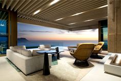 Amazing South African Mansion by SAOTA Architects romantic mansion stunning 360 degree sea views
