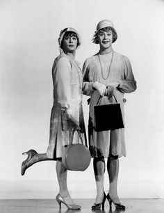 Tony Curtis and Jack Lemmon in 'Some Like it Hot',1959.