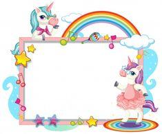 Free Vector   Cute unicorn with blank banner Boat Cartoon, Deer Cartoon, Boat Illustration, Unicorn Illustration, Unicorn Art, Cute Unicorn, Baby Unicorn, Rosas Vector, Birthday Invitations Kids