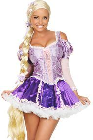 Made in USA - Tower Beauty Princess Costume