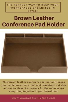 Upto 65% off This #organizer  features three compartments for other meeting supplies and felt interior linings and bottom. #sale
