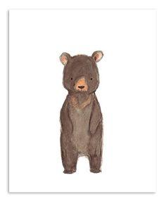 Look at this #zulilyfind! Bear Print by trafalgar's square #zulilyfinds