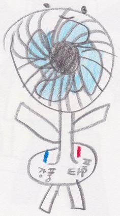 Game Concept Art, 7 Year Olds, Fan, Fans, Computer Fan