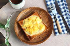 #朝食 #絶品 #幸せ #トースト #comorie #コモリエ #簡単 #レシピ #kansugi #Breakfast #morning #food #easy #cooking #toast
