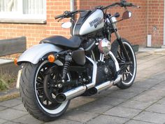 sportster.. My bike to be!