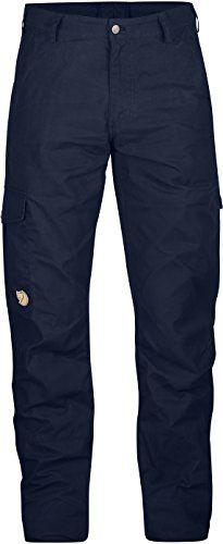 Fjallraven Ovik Pant - Men's Dark Navy, US 28 EU 44 Men's Fashion -- You can get more details by clicking on the image.