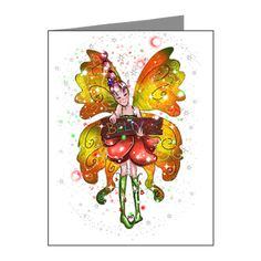 Note Cards www.teeliesfairygarden.com Sending a note card is the perfect way to express yourself anytime. #fairynote