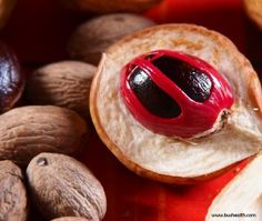 Great Beneficial Nutmeg Spice!
