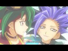 Yu Gi Oh Arc V : Yuto Death (sub) - YouTube
