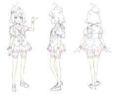 ✤    CHARACTER DESIGN REFERENCES   キャラクターデザイン   çizgi film • Find more at https://www.facebook.com/CharacterDesignReferences & http://www.pinterest.com/characterdesigh if you're looking for: #grinisti #komiks #banda #desenhada #komik #nakakatawa #dessin #anime #komisch #manga #bande #dessinee #BD #historieta #sketch #strip #cartoni #animati #comic #komikus #komikss #cartoon    ✤