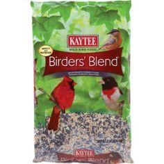 Get Kaytee Birder's Blend Bird Food, 16 Pounds at Pet Supplies Plus, Your Convenient Neighborhood Pet Store Black Oil Sunflower Seeds, Wild Birds Unlimited, Pet Supplies Plus, Cat Store, Food Pack, Wild Bird Food, Backyard Birds, Treats, Snacks