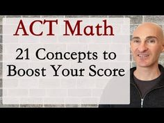 Best ACT Math Prep Strategies, Tips, and Tricks - Work Faster at the Beginning Act Math, Math Test, School Counselor, School Teacher, Best Act Prep Book, Act Study, Act Test Prep, School Study Tips, Study Skills