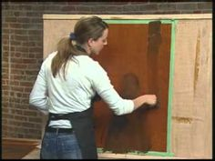 ▶ Modern masters 10. Wood Graining part 2 - YouTube
